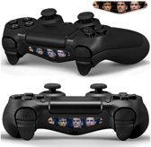 GameID PS4 Game Controller LED Sticker - FIFA All Stars
