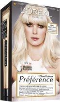 L'Oréal Paris Préférence Blondissimes - Very Platinum - Haarkleuring