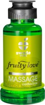 Swede - Fruity Love Massage - Cactus/Limoen - 100 ml - Glijmiddel