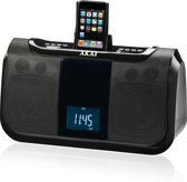 Akai ASB20i - Dockingstation voor iPod - Zwart