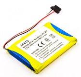 Battery MITAC Mio Moov 200, 210, Li-ion, 3,7V, 1000mAh, 3,7Wh