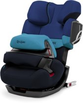 Cybex - Pallas 2-Fix - Autostoel groep 1,2,3 - Blue Moon - navy blue
