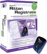 Nedsoft RittenRegistratie 2014 met GPS