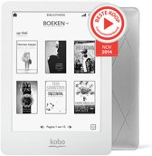 Kobo Glo - Zilver - e-reader