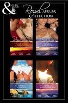 Royal Affairs Collection (Mills & Boon e-Book Collections)