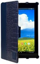 Gecko Covers Croco hoes voor Sony Xperia Z Tablet - Blauw