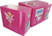 Bigben Micro Radio CD Speler - Elfjes