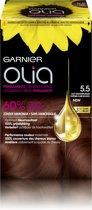 Garnier Olia - 5.5 Mahoniebruin - Haarkleuring