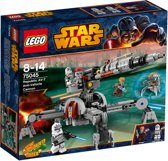 LEGO Star Wars Republic AV-7 Anti-Vehicle Cannon - 75045