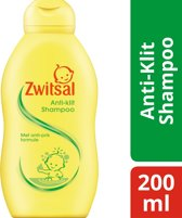 Zwitsal Anti-Klit Shampoo - 200 ml - Baby