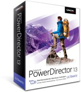 CyberLink PowerDirector 13 Ultimate - Nederlands