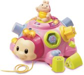 VTech Baby - Vrolijke Vormenkever - Roze