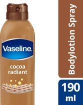 Vaseline cocoa Spray & Go - 190 ml - bodylotion