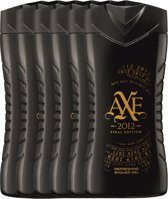 Axe 2012 final edition  - 250 ml - shower gel - 6 st - voordeelverpakking