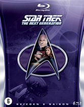 Star Trek: The Next Generation - Seizoen 6 (Blu-ray)