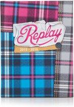 Replay Girls schoolagenda 2015-2016