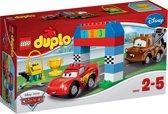 LEGO Duplo Disney Pixar Cars Klassieke Race - 10600