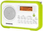 Sangean PRD-18 - Radio - Groen