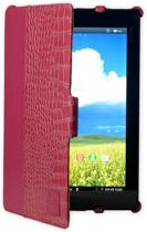 Gecko Covers Croco hoes voor Sony Xperia Z Tablet - Rood