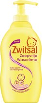 Zwitsal Wascrème - 400 ml - Baby