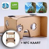 Google Cardboard + NFC Chip | Virtual reality bril