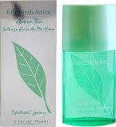 Green Tea Intense - 75 ml eau de parfum
