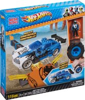 Mega Bloks Hot Wheels Drift Baanset