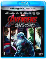 The Avengers: Age Of Ultron (3D & 2D Blu-ray)