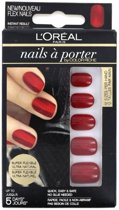 Loreal Paris Nails a Porter Flex Nails - 007 Femme Fatale - Nepnagels