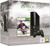 Microsoft Xbox 360 Super Slim 250GB + 1 Controller + FIFA 14 + 1 Maand Xbox Live Gold