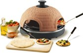 Emerio Pizzarette / Terracotta Pizza oven (6 persoons)