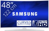 Samsung UE48JU6510 - Led-tv - 48 inch - Ultra HD - Smart-tv - Wit