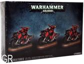 Chaos Space Marine Bike Squad