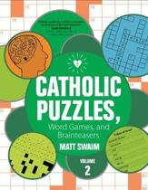 Catholic Puzzles, Word Games, and Brainteasers