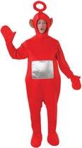 Teletubbies Po kostuum voor volwassenen