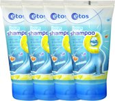 Etos Voor Kids Boys - 4 x 150 ml - Shampoo