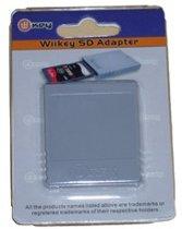 Brauch SD Kaart Adapter voor Wii en GameCube