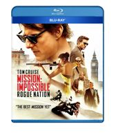 Mission: Impossible - Rogue Nation (Blu-ray)
