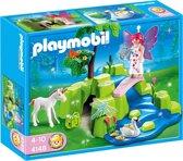 Playmobil Compactset Feeentuin - 4148