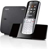 Gigaset SL400 - Single DECT telefoon - Aluminium
