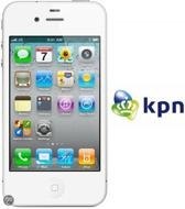KPN Prepaidpakket: Apple iPhone 4 Pre-owned - Wit
