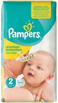 Pampers New Baby - Maat 2 Mid Pack 44 luiers