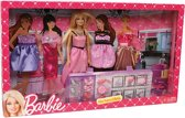 Barbie Glam Fashion Set