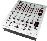 Pronomic DJM500 - DJ-Mixer - Wit