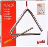 Goki Metalen triangel 10 cm