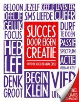 Succes door eigen creatie