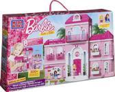 Mega Bloks Barbie Droom Villa Speelset