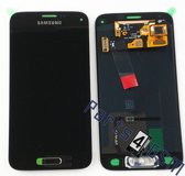 Reparatie-onderdeel voor: Samsung Lcd Display Module G800F Galaxy S5 Mini, Goud, GH97-16147D