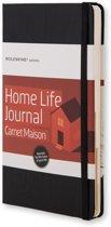Moleskine Passion Journal Home Life