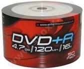 Emtec DVD+R 4,7GB 16X 50P SHR-10